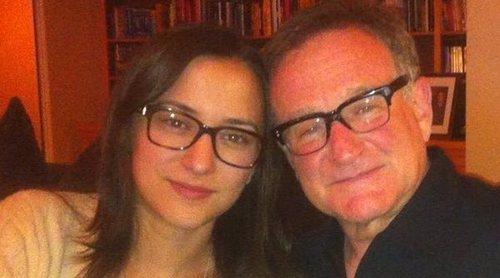 El emotivo recuerdo de Zelda el día del cumpleaños de su padre Robin Williams: