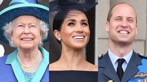 'Salchicha', 'La Tungsteno', 'Gan Gan' y otros curiosos apodos que tienen en la Familia Real Británica