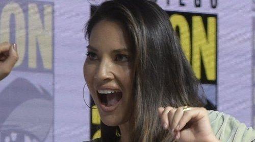 Olivia Munn defiende a Meghan Markle de Samantha Markle: 'La hermana loca está diciendo muchos disparates'