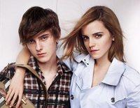 Así son y así se llevan Emma y Alex Watson, dos hermanos con pasiones diferentes