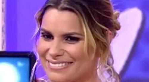 María Lapiedra celebra su divorcio de Mark Hamilton: