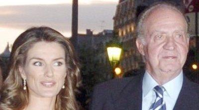 La desgracia del Rey Juan Carlos es la alegría de la Reina Letizia