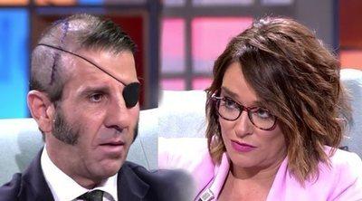 Toñi Moreno cuestiona el mundo del toreo a Juan José Padilla: 'El toro sufre'