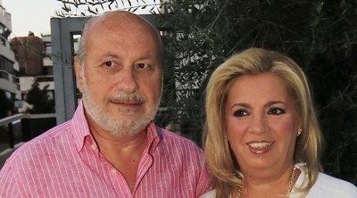 Carmen Borrego y José Carlos Bernal celebran su cuarto aniversario de boda con un viaje romántico a Málaga