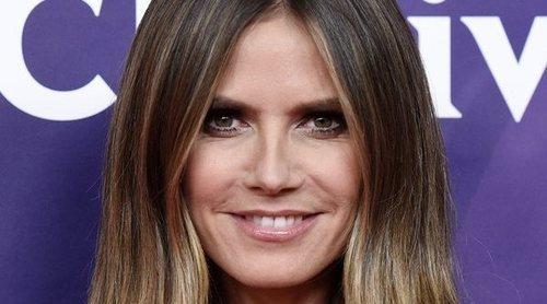 Heidi Klum responde a las críticas que le acusan de ser mala madre: '¡Ni que fuera para tanto!'