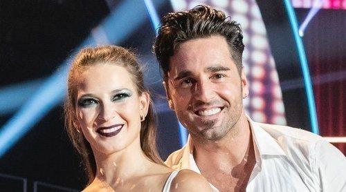 David Bustamante y Yana Olina se convierten en los ganadores de 'Bailando con las estrellas'