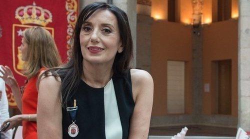 Luz Casal recibe la Medalla Internacional de las Artes