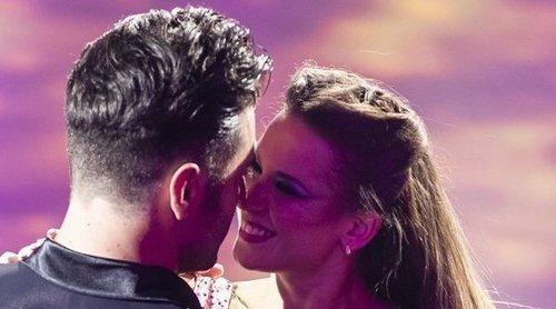 El bonito mensaje de Yana Olina a David Bustamante tras ganar 'Bailando con las estrellas'