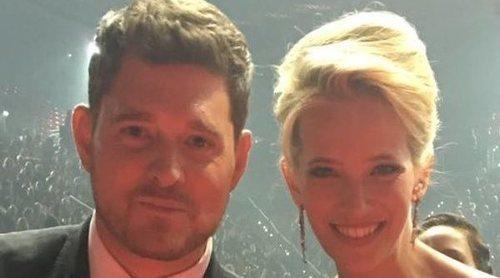 Michael Bublé y Luisana Lopilato se convierten en padres por tercera vez