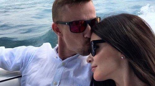 Guti y Romina Belluscio comienzan su nueva vida en Turquía