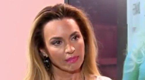 Ángela Beck, supuesta exsocia de Raquel Mosquera, desmontada por el polígrafo de 'Sálvame'
