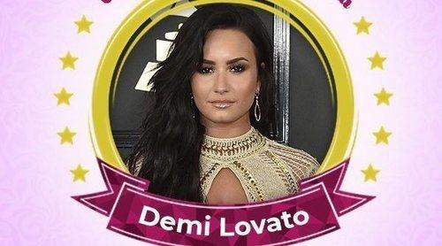 Demi Lovato se convierte en la celebrity de la semana tras ser hospitalizada por una posible sobredosis