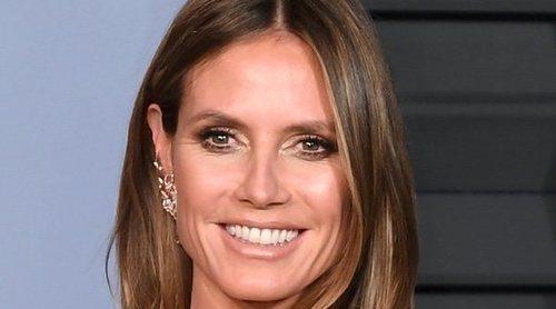 Heidi Klum se sincera sobre su relación con Tom Kaulitz y la diferencia de edad