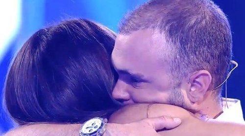 El emotivo momento entre Sofía Suescun y su hermano Cristian en 'Volverte a ver'