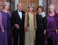Así son las discriminadas Princesas de Haga, hermanas de Carlos Gustavo de Suecia