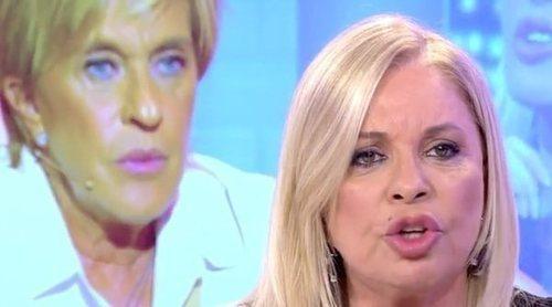 El tenso momento entre Chelo García Cortés y Bárbara Rey en 'Sábado Deluxe'