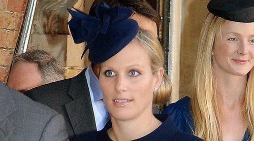 Zara Phillips confiesa haber sufrido un segundo aborto que prefirió no compartir