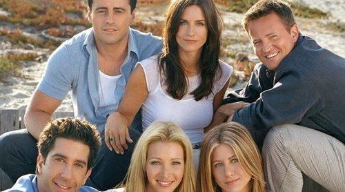 7 grupos de amigos de series de televisión que nos han marcado