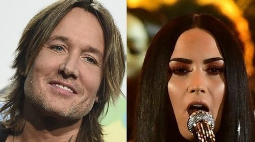 Keith Urban aconseja a Demi Lovato después de su supuesta sobredosis