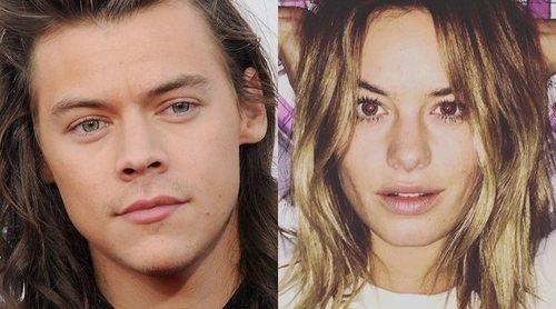 Harry Styles y la modelo Camille Rowe han roto tras un año de romance