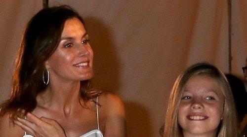 La Familia Real da otra sorpresa en Mallorca: juntos, felices y sonrientes en el concierto del violinista Ara Malikian