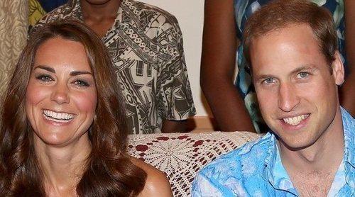 El Príncipe Guillermo y Kate Middleton disfrutan de una noche de fiesta sin sus hijos en Mustique