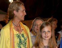 La invitada invisible que acompañó a la Familia Real en el concierto de Ara Malikian en Mallorca