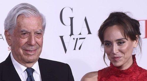 Los consejos de Mario Vargas Losa a Tamara Falcó para que consiga perder peso