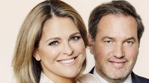 Magdalena de Suecia y Chris O'Neill se mudan a Florida con sus hijos Leonor, Nicolas y Adrienne