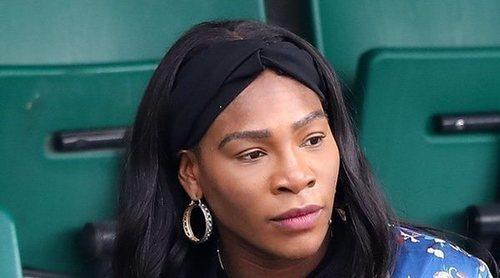 Serena Williams habla a su hija en francés para que sea bilingüe