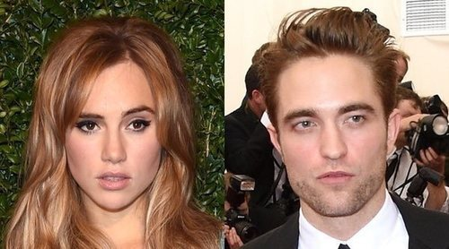 Robert Pattinson y Suki Waterhouse están juntos