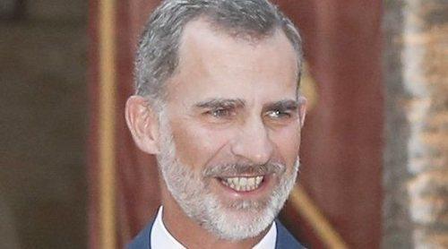 El beso del Rey Felipe que dejó a la Reina Letizia con ganas de más