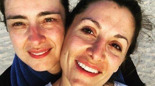 La declaración de amor más romántica de Sandra Barneda a Nagore Robles: 'Otro verano más'