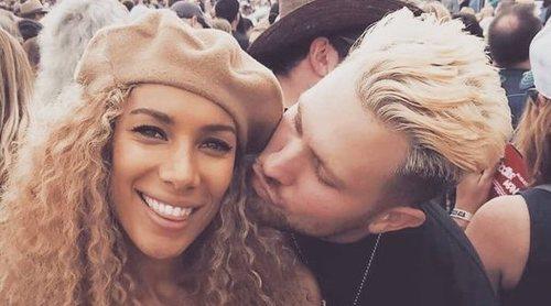 Leona Lewis y Dennis Jauch se comprometen tras 8 años de relación