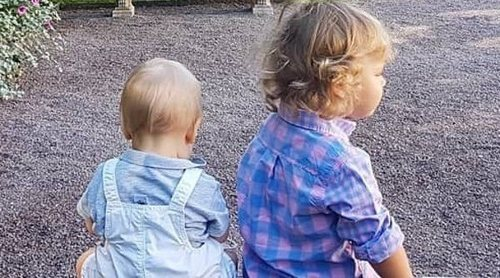 Los Príncipes Alejandro y Gabriel de Suecia, protagonistas del verano de la Familia Real Sueca en Solliden