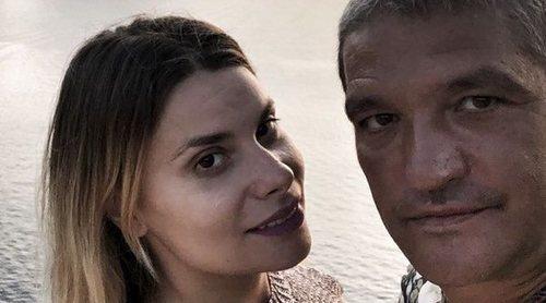 Las románticas vacaciones de Gustavo González y María Lapiedra en Ibiza