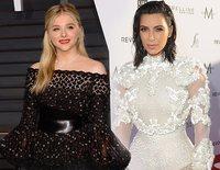 Enemigas Íntimas: Kim Kardashian y Chloë Moretz, una guerra librada en las redes sociales