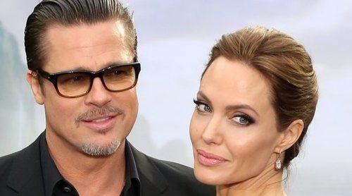 Los amigos de Brad Pitt contra Angelina Jolie: 'Ha pagado millones por la manutención de sus hijos'