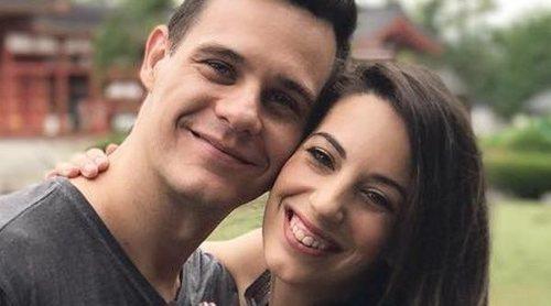 Christian Gálvez y Almudena Cid se ponen románticos para celebrar su octavo aniversario de boda