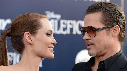 Angelina Jolie asegura que el dinero que recibió de Brad Pitt es un préstamo y no la manutención de los hijos