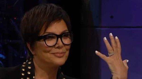 Así ha contestado Kris Jenner a los rumores de boda con Corey Gamble