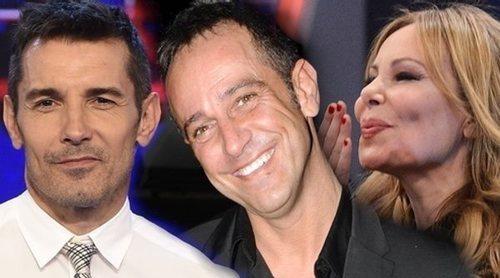 De Ana Obregón a Víctor Sandoval: 7 famosos que se atrevieron con la música aunque, claramente, no era lo suyo