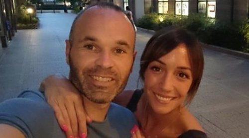 Andrés Iniesta y Anna Ortiz comienzan su nueva vida en Japón