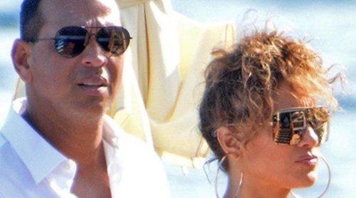 Jennifer Lopez y Alex Rodríguez pasan unas románticas vacaciones en la lujosa Capri