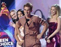 El discurso de Troye Sivan, entre los mejores momentos de la gala de los Teen Choice Awards 2018