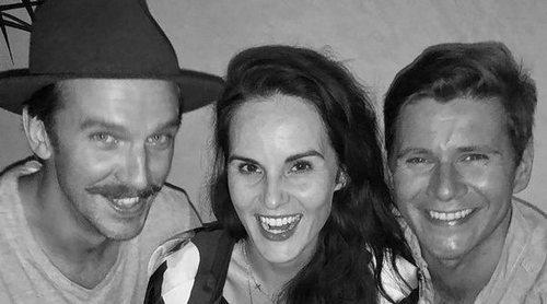 Los protagonistas de 'Downton Abbey' protagonizan un bonito reencuentro en Los Ángeles