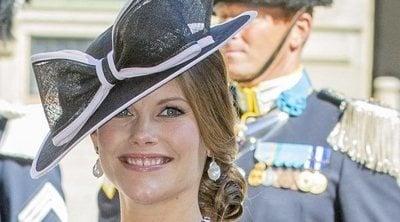 Sofía Hellqvist se enfrentó a 'mucho odio' cuando salió a la luz su relación con Carlos Felipe de Suecia