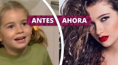Así ha cambiado Carlota Boza: La transformación de la 'hija de los Cuquis' en 'La que se avecina'
