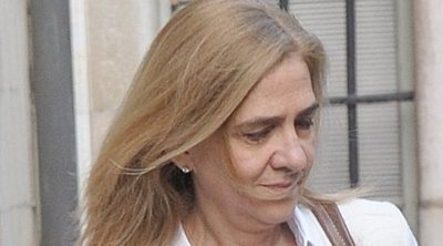 La tristeza de la Infanta Cristina en sus vacaciones en Bidart: echa mucho de menos a Iñaki Urdangarin