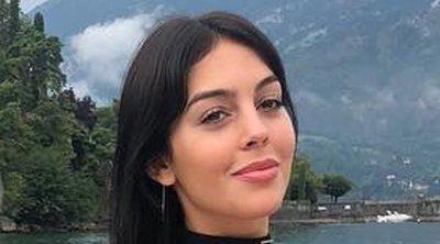 Georgina Rodríguez descubre los lugares más bonitos de Italia en familia